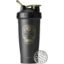Blender Bottle Deadlift Special Edition 28 oz Coctelera Taza con tapa de bucle, elevador de muertos