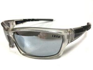 IZOD IZ 535 40 Sunglasses Translucent 62-16-130