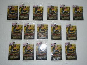 Fleer Winn Dixie 1997 NASCAR Lot of 16 3 Card Packs Trading Cards NEW