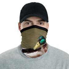 Mallard Face Mask Neck Gaiter