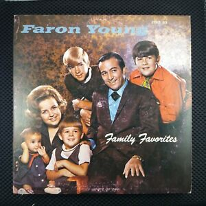 Faron Young – Family Favorites (Faron Young Record Co. – 003) signed?