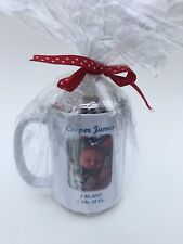 Gift Mug Set, Christmas Gift For Coworker,        Your Picture Cup Gift Set