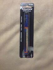 Molotow One4All 2mm 127 HS - True Blue Paint Pen - New!