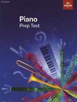 ABRSM Piano Prep Test Exam Sheet Music Book 2017 Onwards