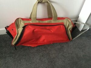HOLDALL BENETTON GYM BAG