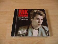 CD Nik Kershaw - Human Racing - 10 Songs incl. Wouldn`t it be good + I won`t the