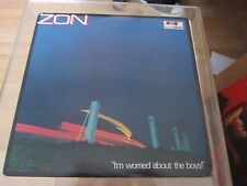 LP - Zon - I´m worried about the boys