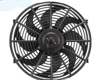 14 INCH 220W 12V THERMO FAN kit electric fan FREE SHIPPING