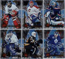 1997-98 DONRUSS CANADIAN ICE LES GARDIENS - PICK SINGLES - FINISH YOUR SET /1500