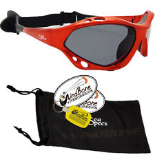 SeaSpecs Classic Copper Blaze Specs Water Sport Polarized Kitesurfing Sunglasses