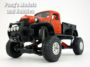 Dodge Power Wagon Xtreme Off Road 1/32 Scale Diecast Metal Model