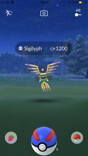 Pokemon Go SIGILYPH X5 REGIONAL ACCOUNT 100% BAN HACK FREE!