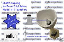 Braun 4191 Stick Mixer Coupling to suit Chopping Shaft Part 7050811 NEW GENUINE