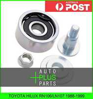 Fits TOYOTA HILUX RN106/LN107 - Idler Tensioner Drive Belt Bearing Pulley