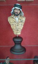 Buste peint 1/9 SAS ANGLAIS (rat du dersert) seconde guerre mondiale