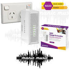 NEW Netgear WN3500RP N600 600Mbps Dual Band Wireless Range Extender WiFi Booster