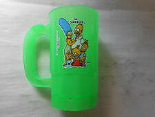 The Simpsons Cup Super Mug Homer Bart Lisa Marge 1990 nos