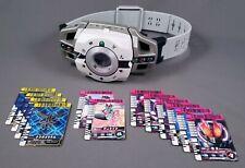 Kamen Rider Decade DX DECADRIVER + 12 CARDS Bandai Japan Driver