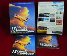 FS Clouds 2000-for Microsoft Flight Simulator 2000-Flight One