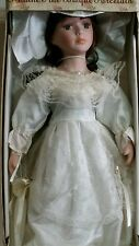 Keepsake Memories 16 inches Hand Painted Bisque Porcelain Doll
