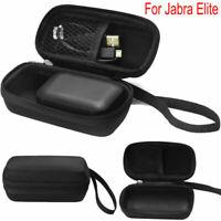 Nylon Bag Case for Jabra Elite Sport True Waterproof Fitness & Running Earbuds