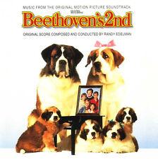 Beethoven's 2nd Soundtrack CD Dolly Parton Edelman