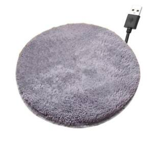 Pet Plush USB  Electric Heated Blanket Cats Warm Pad (Not Include Power Supply)