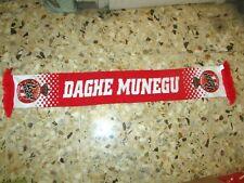 echarpe scarf AS MONACO BASKET ULTRAS DAGHE MUNEGU ROCA TEAM BASKET BALL