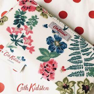CATH KIDSTON Twilight Garden Floral Wallet Purse NEW ~ Kitson Kidson