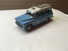 BROOKLIN MODELS 1:43 SCALE 1955 Chevrolet Suburban Carry All PAN AM