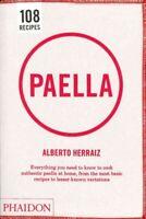Paella, Hardcover by Herraiz, Alberto, Brand New, Free shipping in the US