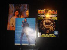 Mortal Kombat Movie Film Magazine Rare Official Ultimate Battle Collection