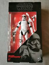 Star Wars The Black Series 6 Inch - First Order Stormtrooper