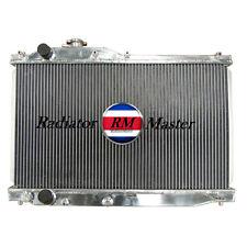 Aluminum Radiator For 2000-2009 Honda S2000 I4 2ROW  01 02 03 04 05 06 08