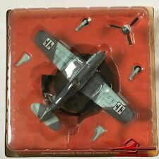 Fiat G.55, Italy. 1:72 Altaya. WWII Combat Aircraft. Blister pack.