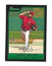 2006 Bowman Draft #8 Jered Weaver RC Rookie Angels