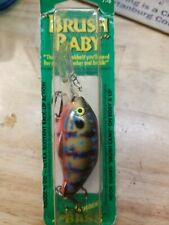 1//2oz Crystal Bleeding Shad 6534-012-552 LUHR JENSEN BRUSH BABY