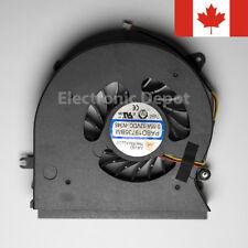 NEW GENUINE MSI CPU Cooling Fan GT72 GT72VR  PABD19735BM  3pin 0.65A 12V N348