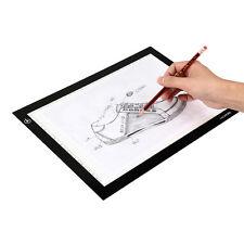 "HUION 17.7"" L4S A4 Slim Translucent Drawing Board LED Light Pad Art Tracing Box"