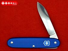 VICTORINOX PIONEER SOLO BLUE LCSAS - 0.8000.22R4 - ALOX - SWISS ARMY KNIFE