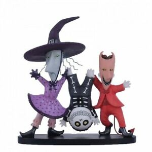 Nightmare Before Xmas Lock Shock And Barrel Figure Couture De force