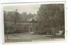 OLD CHINESE POSTCARD NAM PING MAN CHUNG HANCHOW CHINA REAL PHOTO VINTAGE 1920S