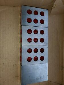 4-Vintage Machinist 1-2-3 Blocks