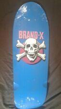 Brand - X Knucklehead Reissue # 28/85 Skateboard Deck - New in shrink