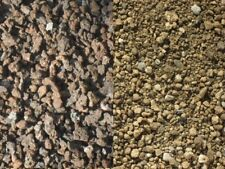 250 kg Substrat zur Dachbegrünung - Sorte 2 Lava Bims - Gründach Begrünung Sedum