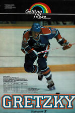 1983 ScotiaBank Magazine, (May), Wayne Gretzky Cover AND Centerfold Very Cool
