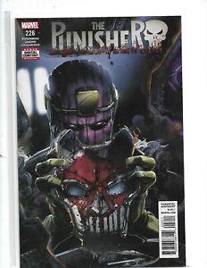 The Punisher #226 (2018) NM Marvel Comics 1st Print  P01