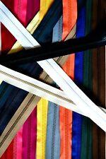 Jacken-Reißverschluss  Teilbar Krampe 6 mm 20 Farben , 16 Längen 25-60 cm