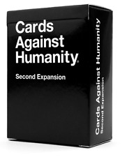 Cards Against Humanity Second Expansion pack UK Edition Party Game FREE DELIVERY