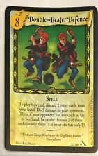 Harry Potter TCG Chamber of Secrets Double-Beater Defence FOIL 12/140